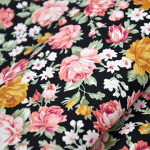 China for Printed Cotton Fabric 100% Cotton Printed Fabric supply to Virgin Islands (British) Wholesale