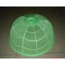 Plástico o molde da tampa da tabela