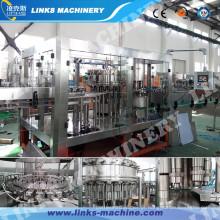 Automático carbonatadas bebidas equipamento de enchimento