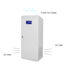 PM2.5 odor air cleaner machine ultraviolet sterilizer