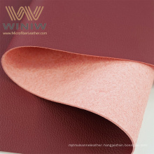 Best Price of China Manufacturer Microfiber PU Leather for Shoes Upper