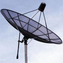3.0m Aluminum Satellite Mesh Antenna, Available with Polyester Powder Coating