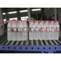 Kleiner Plastikwasser-Flaschen-Schrumpfverpackungs-Maschinen-Preis