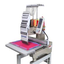 15 cores única cabeça computador máquina de bordar plana preços tajima estilo bordadora grande lun fotos