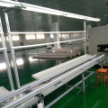 Chip PCB Assembly Line Aluminum Conveyor Belt Equipment
