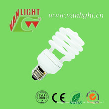 Half Spiral T2-23W CFL Lamp, Energy Saving Lighting