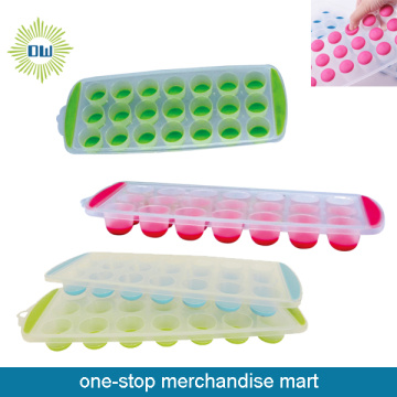 Dollar Items of Plastic Ice Cube Tray
