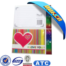 Wholesale Manufacture Printed Make 3D Greeting Cards
