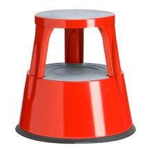 Hochwertiger Metal Step Hocker Stepstools 2-Step Leiter