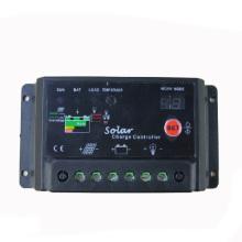 Novo Upgrade Versão 20A, controlador de carga solar, controlador de carga da bateria, regulador 12V 24V Auto Switch