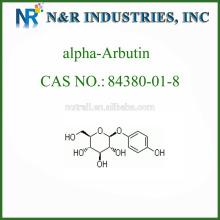 Alpha-arbutin 99.5% 84380-01-8 Acepte Alibaba Trade Assurance