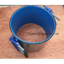 Fixação de tubulação de reparação (aço inoxidável)