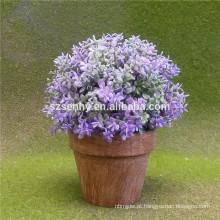 Fabricação de flores artificiais de hortênsia baratas