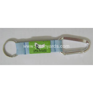 Key Chain Carabiner Hook Short Lanyard