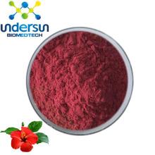 Best Price Organic Hibiscus Flower Extract Powder---Whatsapp: 008615399049308