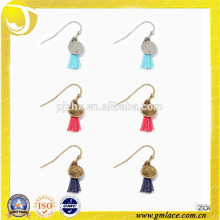 China Supplier Wedding Dresses mini colorful Earring
