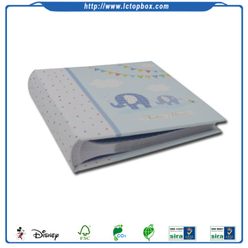 Luxury Perfect Binding Hard Cover Dairy Notebook