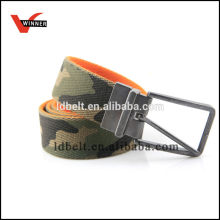 men's military canvas belt