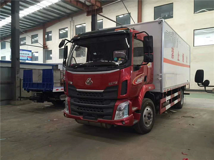 Corrosive Cargo Van 1