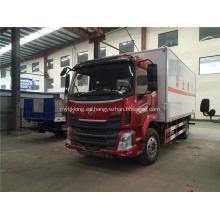 Camión de carga corrosiva 5100 con distancia entre ejes