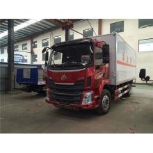 5100 Distância entre eixos Corrosivo Van Van Truck