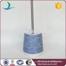 YSb50034-01-tbh Moderne Porzellan Badezimmer Zubehör WC Bürstenhalter