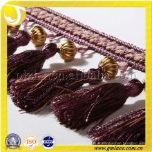 12CM Lantern Beads Fringe Decorative Beads Cortinas 2014 New Knitting Yarn