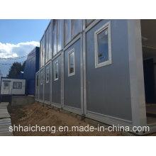Maisons de conteneurs plat Pack chinois