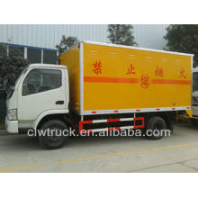 2015 High Quality Dongfeng 4*2 explosion proof truck in Rwanda