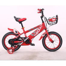 3+ YEARS BOY AND GIRL BIKE WITH TRAINING WHEELS