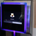 Tela de toque total Máquina de café expresso totalmente automática