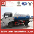 10000L Vacuum Sewage Suction Truck Dongfeng