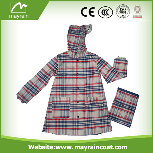 PVC Jackets And Raincoat for Kids