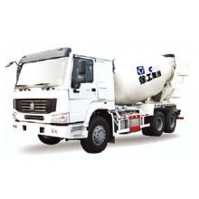 Machines à béton de XCMG 6X4, camion de mélangeur