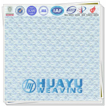 YT-0492,100 tecido de malha de malha de poliéster