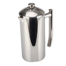 French Press Coffee Maker With Stainless Steel Screen
