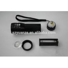 Zoom Фонарик, зум фонарик фонарик, zoom dimmer светодиодный фонарик, факел фонарик