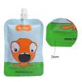 Juice Plastic Baby Food Packaging Bag