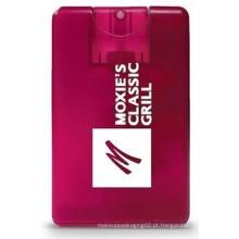 Cartão de perfume forma garrafa wl-pb005
