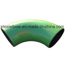 ASTM A234 Wpb nahtlose Rohr Fittings Ellbogen