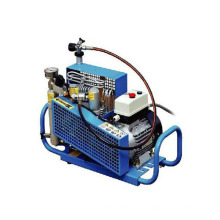 330 bar Portable breathing air compressor for diving