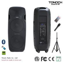 Double haut-parleur en plastique de 15 pouces pour le modèle Ebs215W