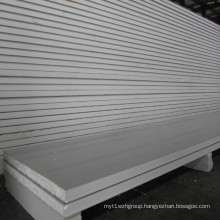 40mm-200mm Thickness Polystyrene/EPS Sandwich Panel with BV Certificate
