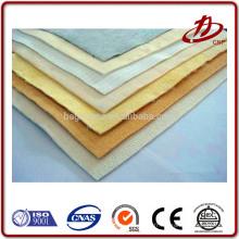 Tissu de glissière d'air polyester 0,3 micron