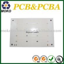 Carte de circuit imprimé simple Alu Pcb
