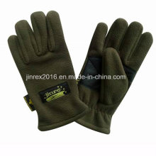 Fleece, Winter Warm Fashion Polar Fleece Outdoor Glove-Jg12c011A