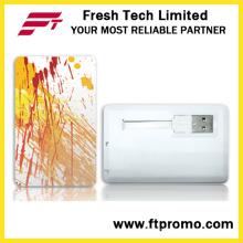 Kreditkarten-Stil USB-Flash-Laufwerk für benutzerdefinierte (D603)