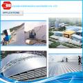 Предварительно окрашенная стальная катушка Gi / PPGI / PPGL оцинкованная сталь