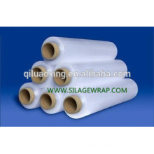 Extensible lldpe hand roll stretch film for pallet wrap