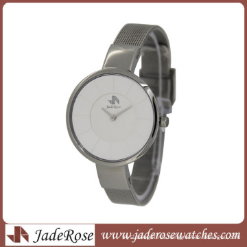 Promotional Women Watches, Quartz Stainless Steel Watch Water Resistant